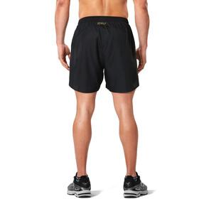 "2XU GHST 5"" Shorts Men black/gold"